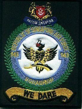 143 Squadron, Republic of Singapore Air Force