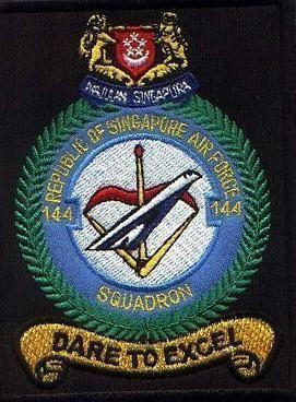 144 Squadron, Republic of Singapore Air Force