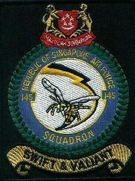 145 Squadron, Republic of Singapore Air Force