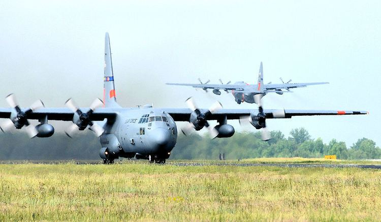 145th Airlift Wing