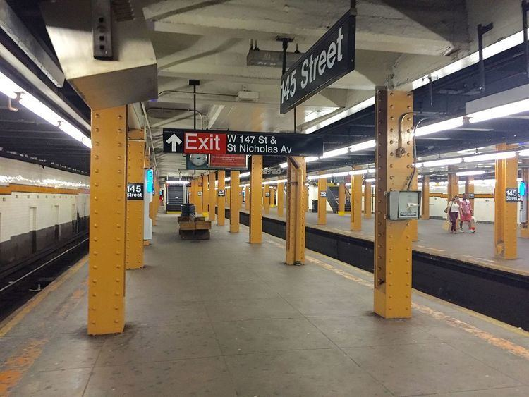 145th Street (IND Eighth Avenue Line)
