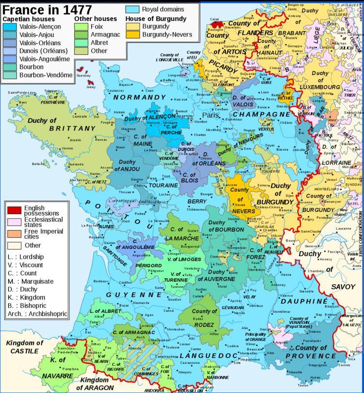 1477 in France