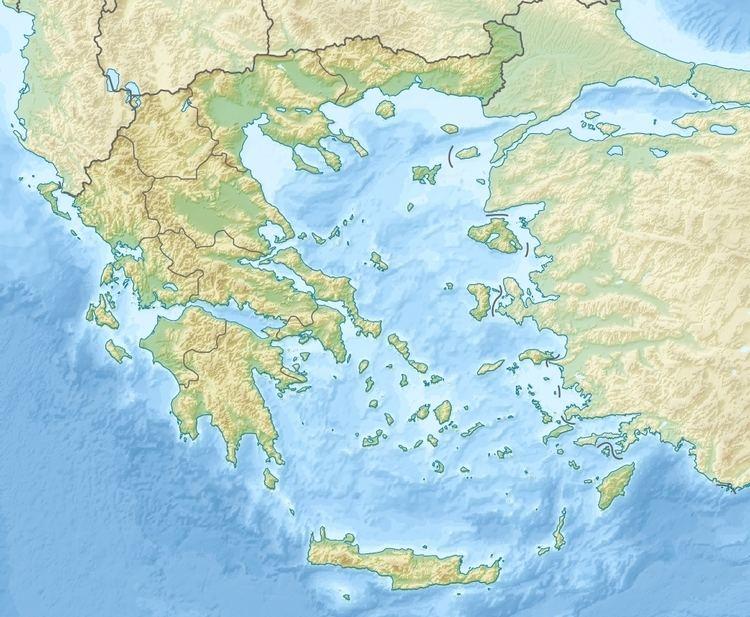 1481 Rhodes earthquake