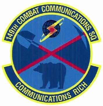149th Combat Communications Squadron