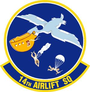 14th Airlift Squadron
