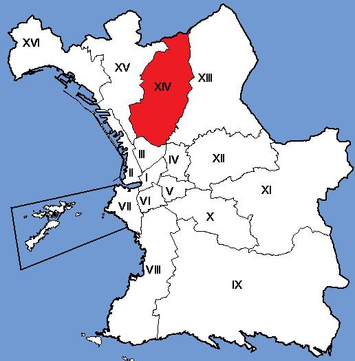 14th arrondissement of Marseille