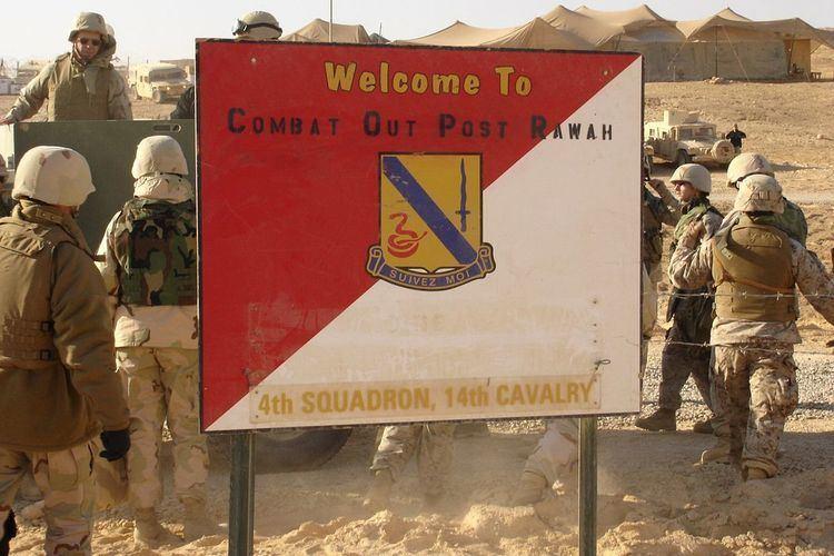 14th Cavalry Regiment