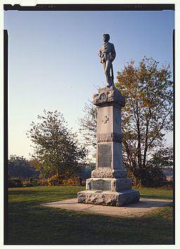 14th New Jersey Volunteer Infantry Monument httpsuploadwikimediaorgwikipediacommonsthu