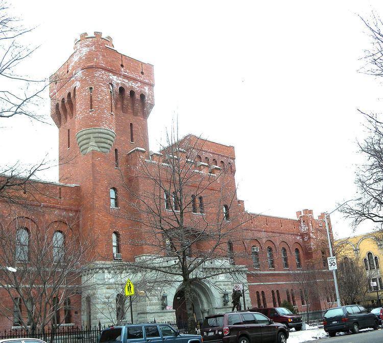 14th Regiment Armory, Brooklyn