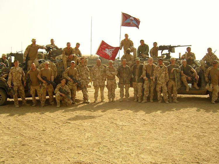15 Air Assault Close Support Squadron RLC