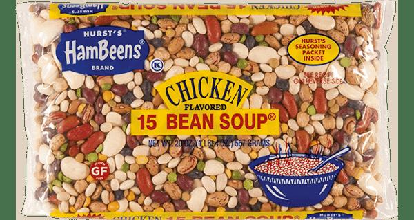 15 bean soup 15 Bean Soup Hurst Beans