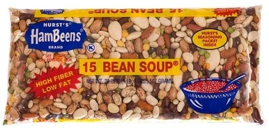 15 bean soup Yummy 15 Bean Soup For A Cold Fall Day ObesityHelpcom
