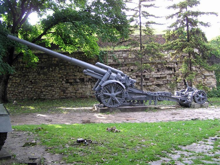 15 cm Kanone 18
