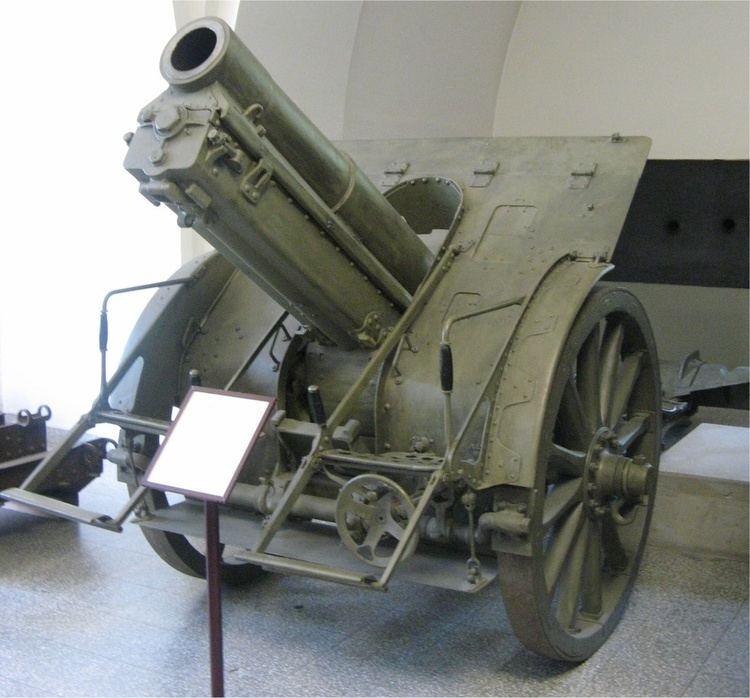 15 cm schwere Feldhaubitze M 14