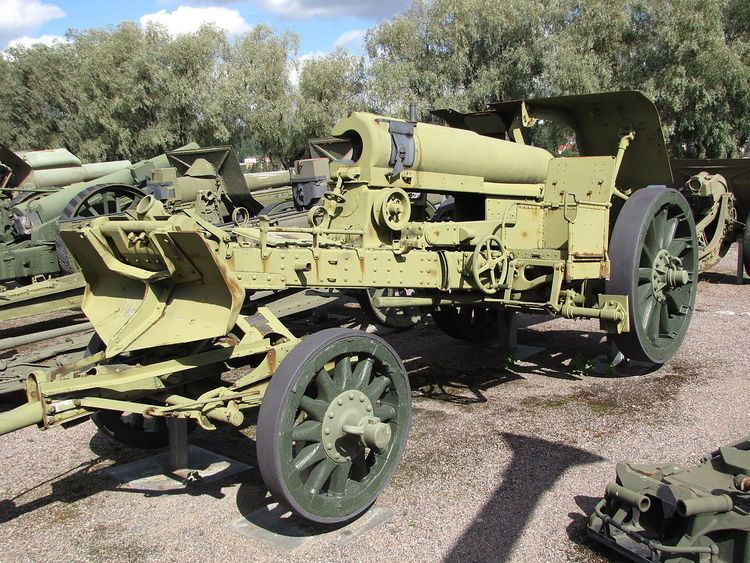 15 cm schwere Feldhaubitze M. 15