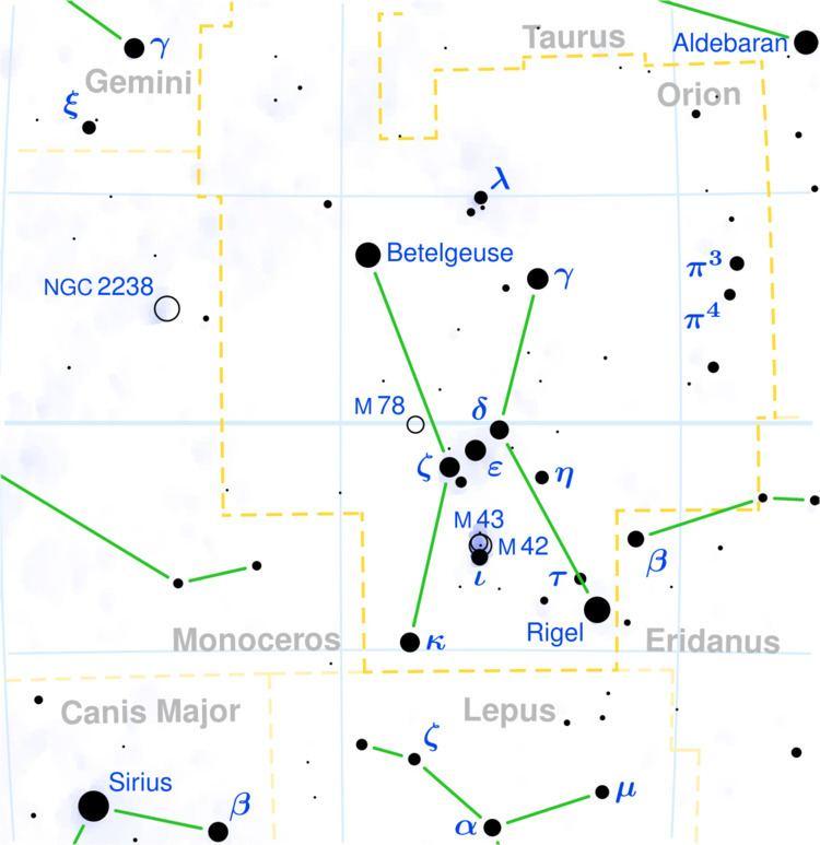15 Orionis