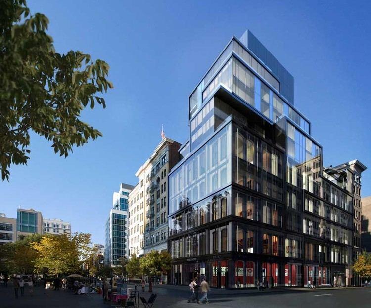 15 Union Square West 15 Union Square West New York Building earchitect