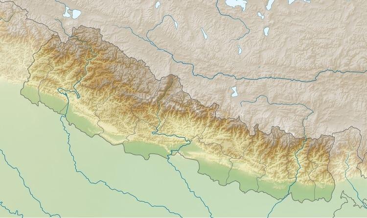 1505 Lo Mustang earthquake