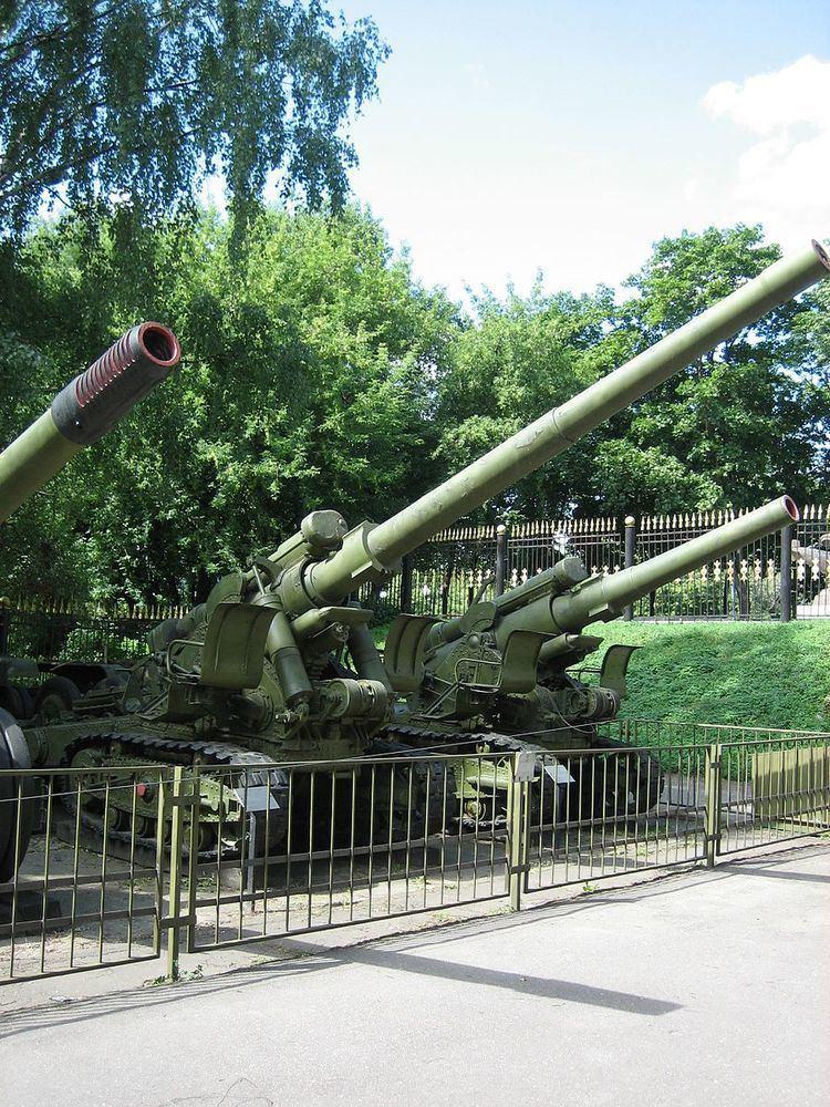 152 mm gun M1935 (Br-2)