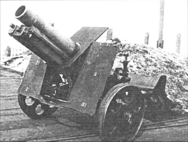 152 mm mortar M1931 (NM)
