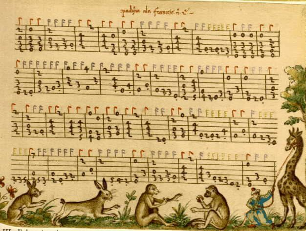 1520s in music