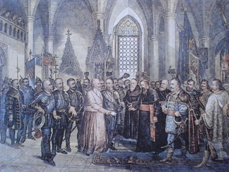 1527 election in Cetin