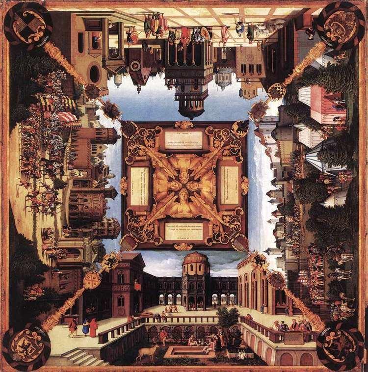 1534 in art