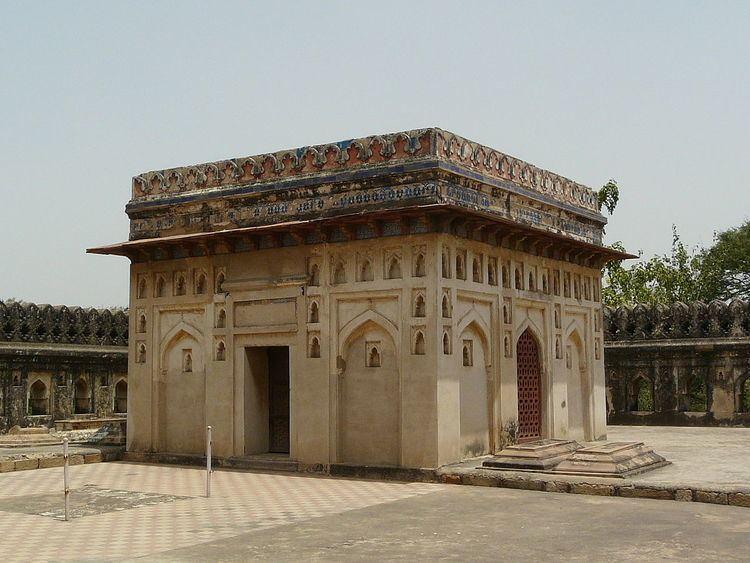 1536 in India