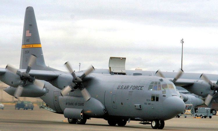 153d Airlift Wing