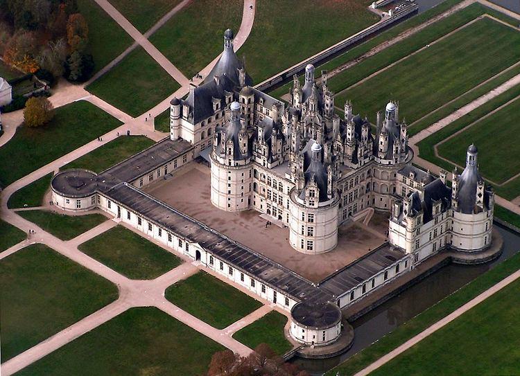 1540s in architecture