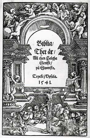 1541 in Sweden