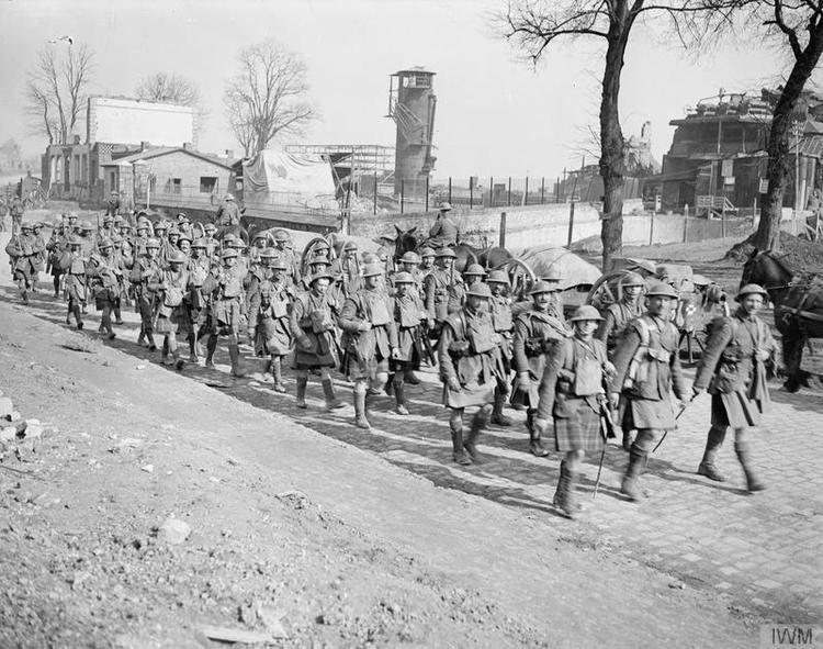 154th Infantry Brigade (United Kingdom)