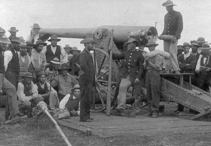 155 mm Creusot Long Tom