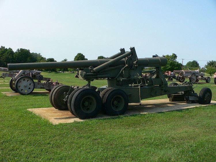 155 mm Long Tom