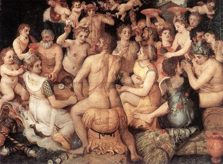 1550 in art