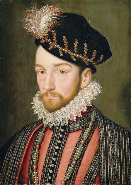 1550 in France