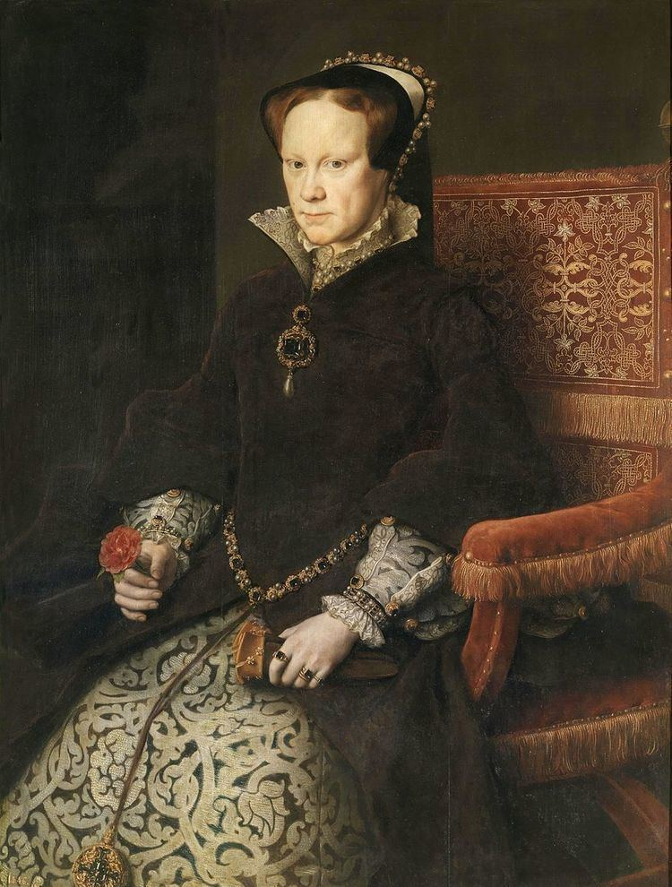 1550s in England