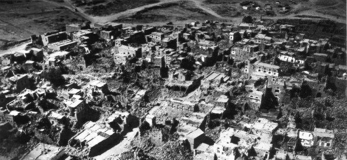 1556 Shaanxi earthquake Shaanxi Earthquake China 1556 AD Devastating Disasters