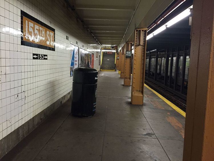 155th Street (IND Eighth Avenue Line)