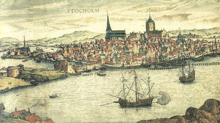 1561 in Sweden