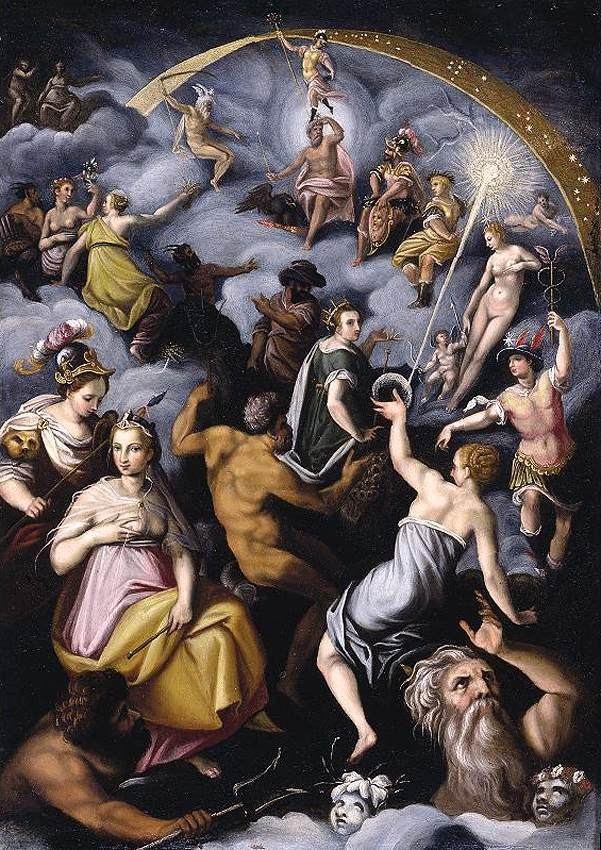 1575 in art