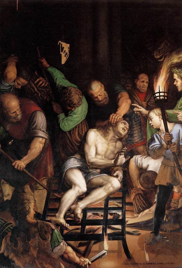 1581 in art