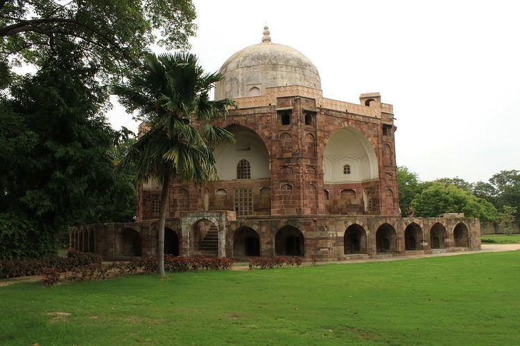 1586 in India