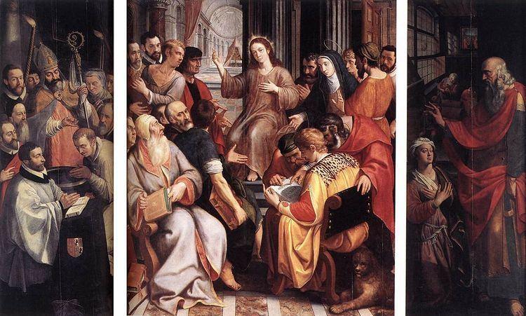 1587 in art