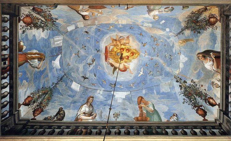 1589 in art
