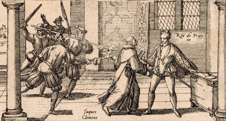 1589 in France