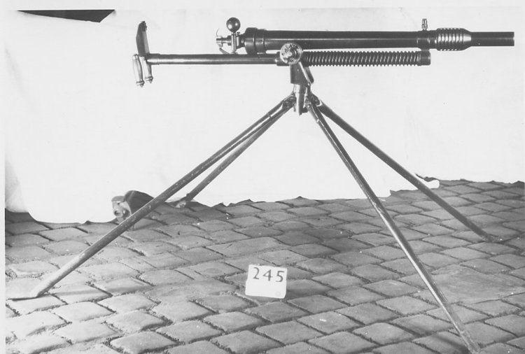 1.59-inch Breech-Loading Vickers Q.F. Gun, Mk II
