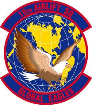 15th Airlift Squadron