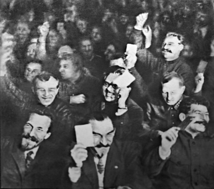 15th Congress of the All-Union Communist Party (Bolsheviks)