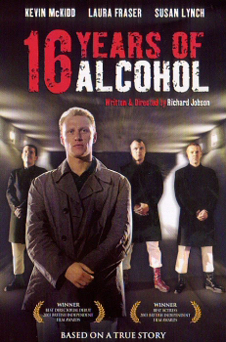 16 Years of Alcohol movie poster